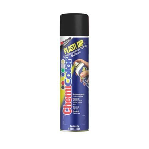 Tudo sobre 'Tinta Spray Plastidip Preto Fosco'
