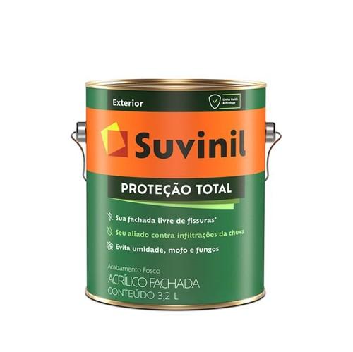Tudo sobre 'Tinta Suvinil Proteção Total Fosco Abóbora 3,2L'