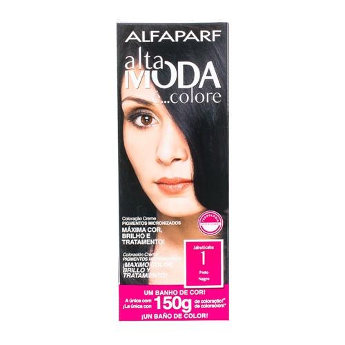 Tintura Creme Altamoda Alfaparf Jabuticaba 1 Kit