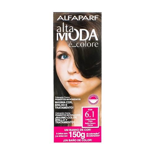 Tintura Creme Altamoda Alfaparf Mate 6.1 Kit
