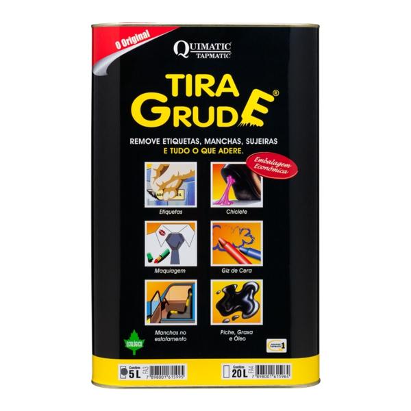 Tira Grude - 20L - Quimatic Tapmatic