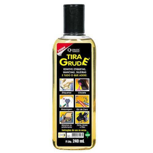 Tira Grude Quimatic - 240ml
