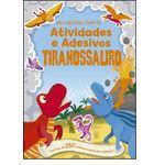 Tiranossauro - Coleção Meu Primeiro Livro de Janelas