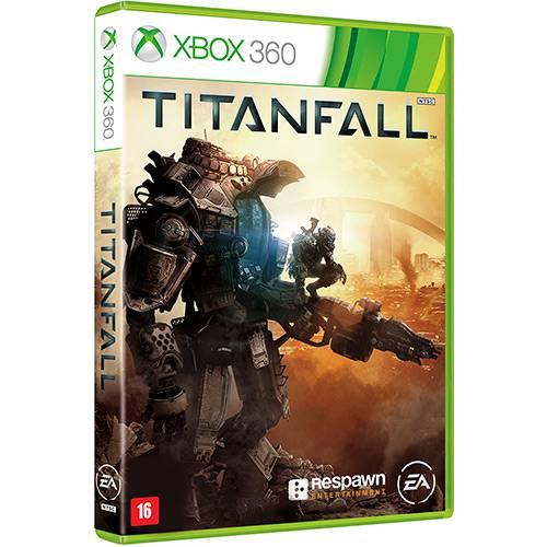 Tudo sobre 'Game - Titanfall - X360'