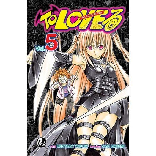 Tudo sobre 'To Love Ru 5 - Ink'