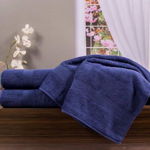 Toalha de Banho Advanced Fj2246 - Azul Marinho