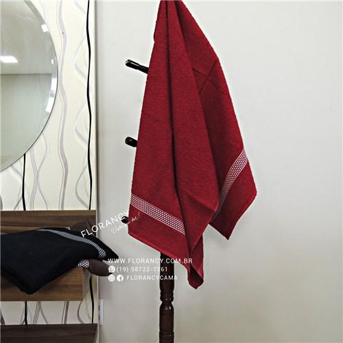 Toalha de Banho Avulsa Emilia - Cor:Vermelho
