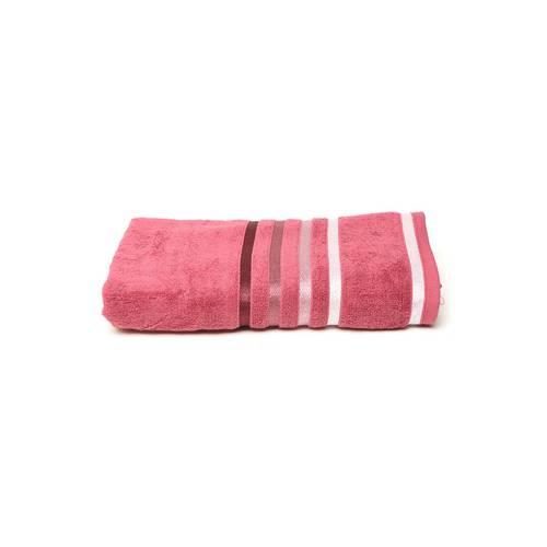 Toalha de Banho Karsten Versati Lumina 70x140cm Rosa Rosa 70x140