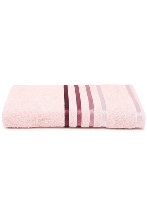 Toalha de Banho Karsten Versati Lumina Rosa
