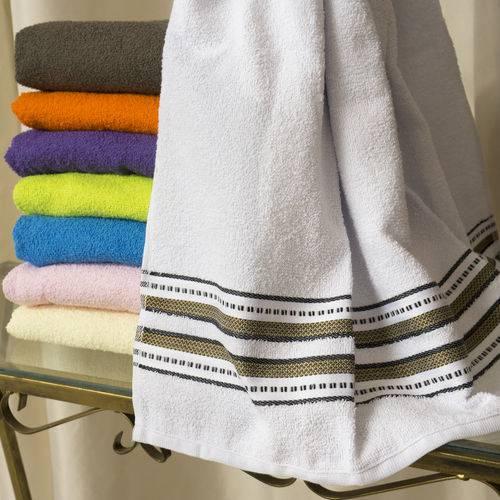 Toalha de Banho Lisboa Branco