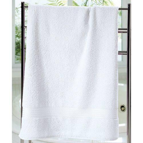 Toalha de Banho Simples Branca