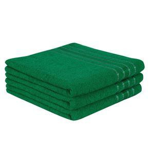 Toalha de Banho Verde Líder - Atlântica - Cor - Verde