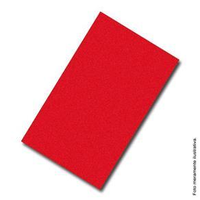 Toalha de Mesa Vermelho Maçã