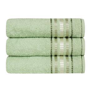 Toalha de Banho Karsten Arantes - Verde Claro - Verde Claro