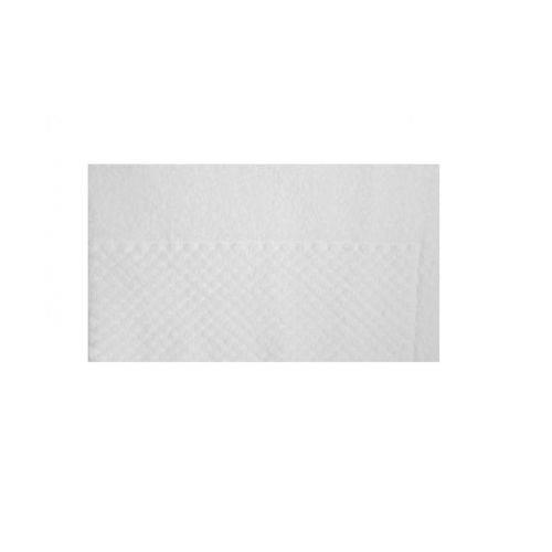 Toalha para Pés Luxor 48x80 Branco - Buddemeyer