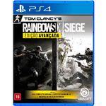 Tom Clancys Rainbow Six Siege - Edição Avançada - Ps4