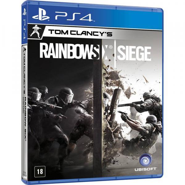 Tom Clancys Rainbow Six Siege - PS4 - Ubisoft