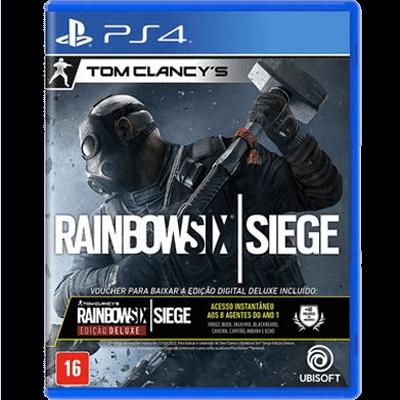 Tom Clancy's Rainbow Six: Siege - PS4