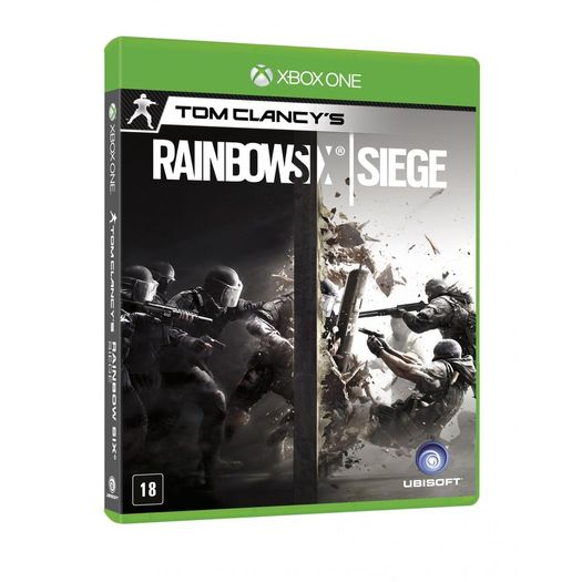 Tudo sobre 'Tom Clancy'S Rainbow Six: Siege - Xbox One'