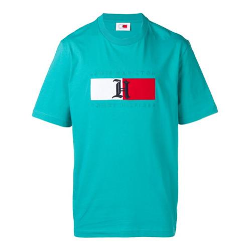 Tommy Hilfiger Camiseta Tommy X Lewis H - Azul