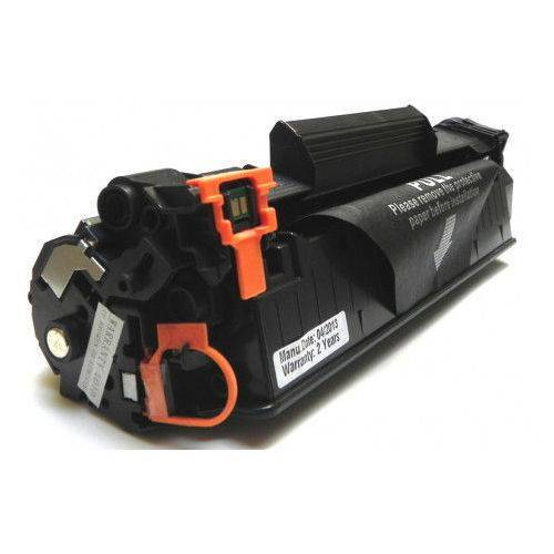 Toner Compatível 435a 436a 285a - P1102w P1102 M1212 - Preto