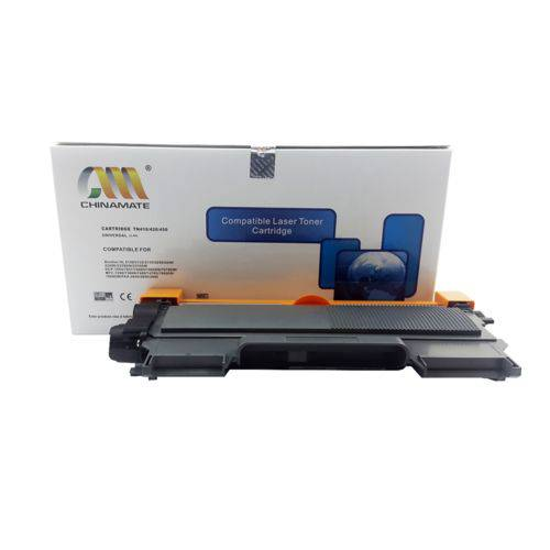 Toner Compatível Brother TN410 TN420 TN450 HL2130 HL7060 HL2132 HL2210 HL2250 HL2270 Chinamate