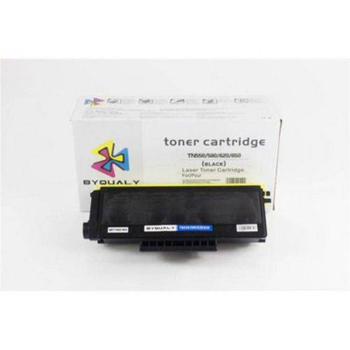 Toner Compatível Brother Tn580 Tn-580 Tn650 Tn-650 Hl5350 5370 8480 7k