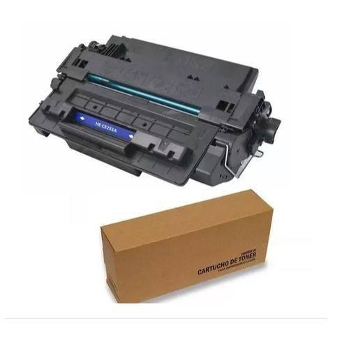 Toner Compatível Ce255a 255a 55 - P3015 P3015n P3015 P3015d