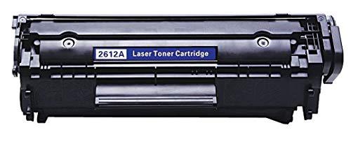 Toner Compatível com Hp Q2612a 2612a 12a | 1010 1012 1015 1018 1020 1022 3015 3030 3050 | 2k