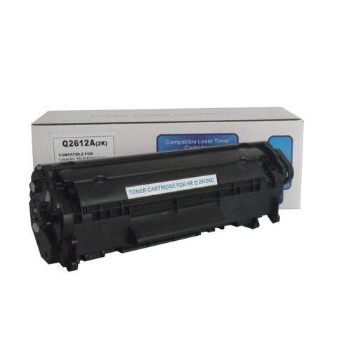 Toner Compatível HP 12A Q2612A - LaserJet HP 1020 1018 3050 1010 1015 1022 M1005 M1319F