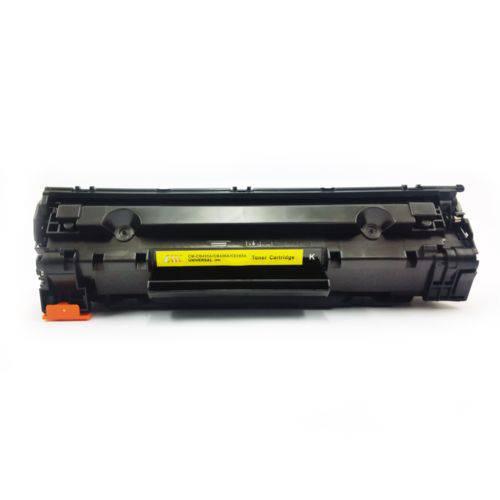 Toner Compatível Hp Cb435 Cb436 Ce285 435 436 285 P1005
