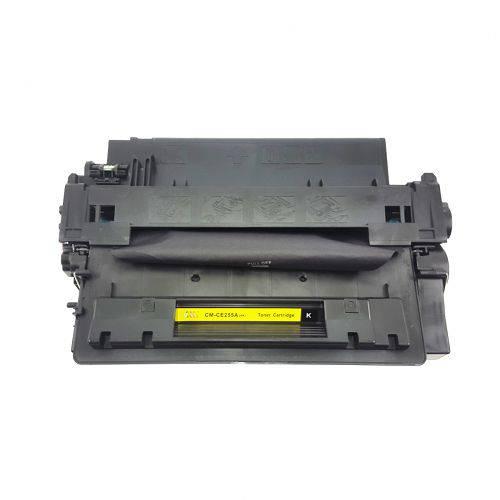 Toner Compatível Hp CE255a 55a