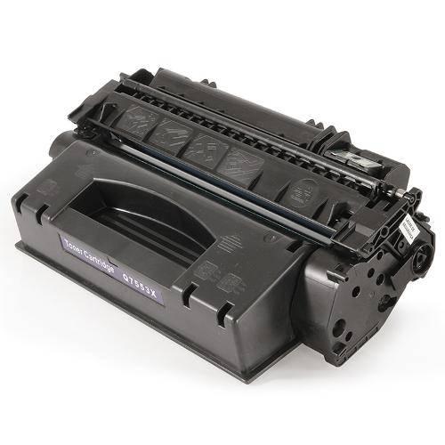 Toner Compatível Hp Q7553x - 2014 2015 P2014 P2015 M2727 2014n 2015n