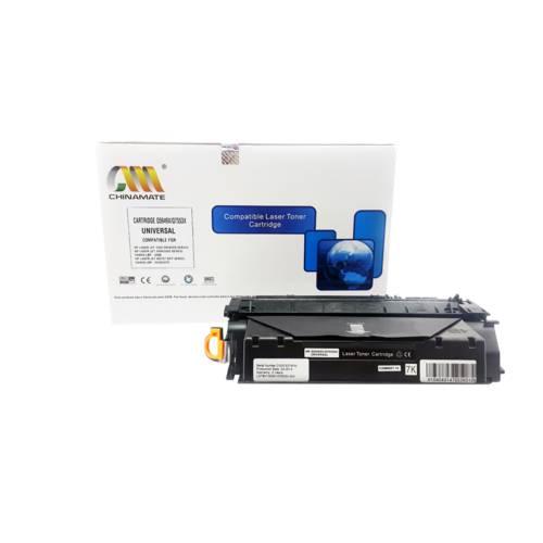 Toner Compatível HP Q5949X Q7553X 49x 53x 1160 1320N 3390 3392 2015 P2014 P2015 M2727 Chinamate