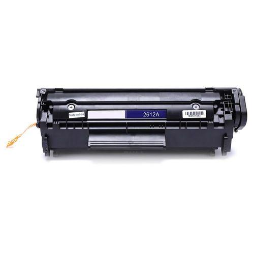 Toner Compatível Hp Q2612a 12a / 1010 1012 1015 1020 1022 1022n 1022nw 3020 3050n 3052 M1005 M1319f / Preto / 2.000