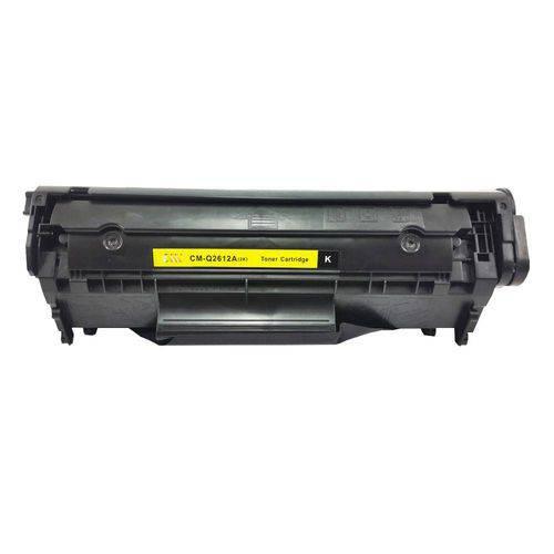 Toner Compatível HP Q2612a 12a 1010 1012 1015 1018 1020 1022 3015 3030 3050 M1005 M1319 Chinamate