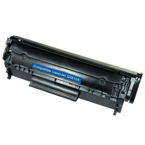 Toner Compatível Hp Q2612A 2612A 12A | 1010 1012 1015 1018 1020 1022 3015 3030 3050 2k