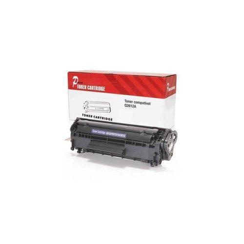 Toner Compativel Hp Q2612a 2612a 12a | 1010 1012 1015 1018 1020 1022 3015 3030 3050 |
