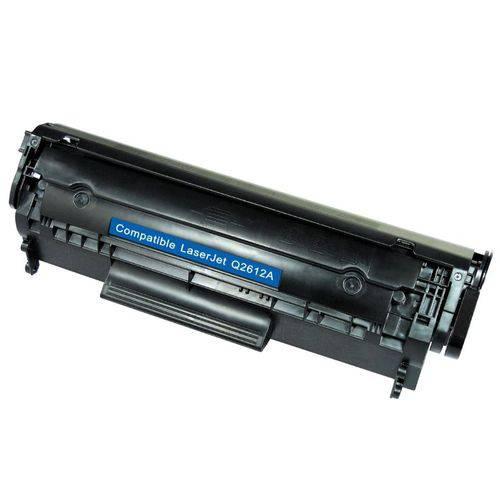 Toner Compatível HP Q2612A 2612A 12A 1010 1012 1015