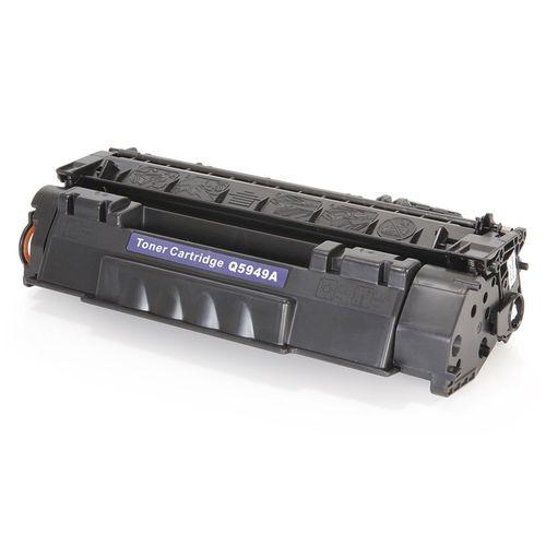 Toner Compatível Hp Q7553a Preto