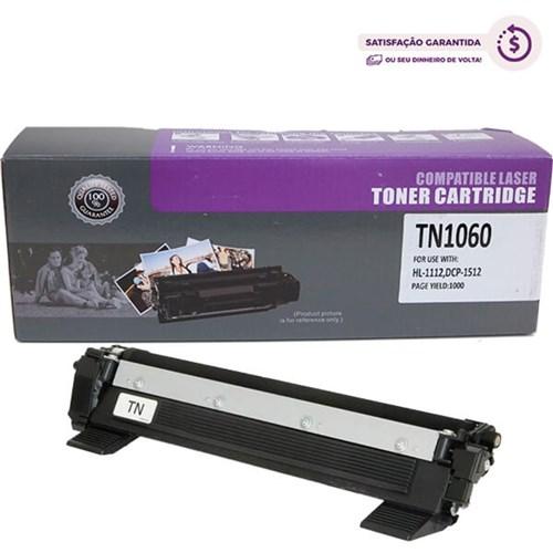 Toner Compatível Tn-1060 Tn1060 Tn 1060 Brother 1617 1202 1212 1602 Pk 1K