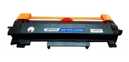 Toner Compativel Tn760 L2550 L2370 L2390 L2395 L2710 L2750 (Preto)