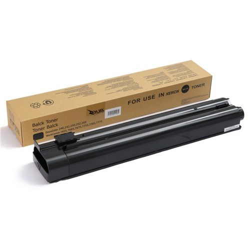 Toner Compatível Xerox Wc 7665 Wc 7765 6R1219 Preto