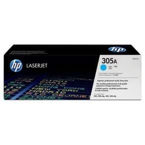 Tudo sobre 'Toner Laserjet Color HP CE411AB HP 305A CIANO M451DW / M457DN / M475DW'