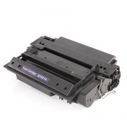 Toner Q7551x Preto Compatível