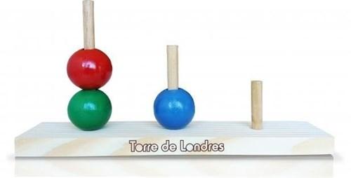 Torre de Londres - Brinquedo Educativo - em Madeira