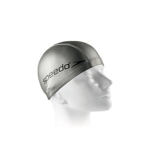 Touca para Natação Confort Cap 3D Cinza Prata - Speedo