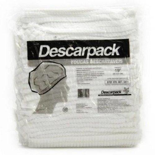 Toucas Descartáveis Descarpack