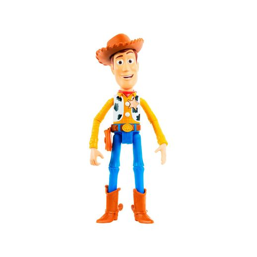 Tudo sobre 'Toy Story 4 Falante Woody - Mattel'