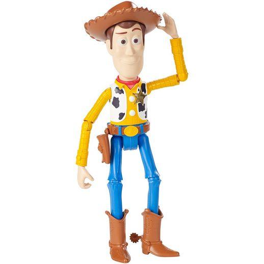 Tudo sobre 'Toy Story 4 Figura Woody - Mattel'